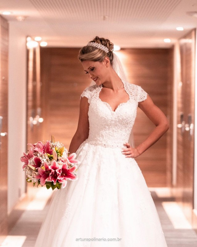 Vestido De Noiva Rj Pré Wedding Da Renata