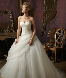 48 Vestido de Noiva by Ivana Beaumond Moda Noiva Mori Lee 4973
