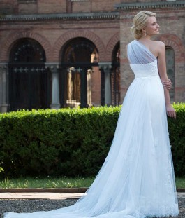 Vestido de Noiva Modelo Majestade -132