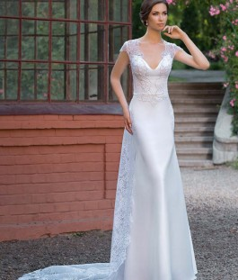 Vestido de Noiva Modelo Majestade -167