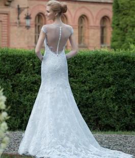 Vestido de Noiva Modelo Majestade -66