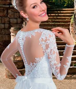 vestido de noiva modelo versalhes 2ch63