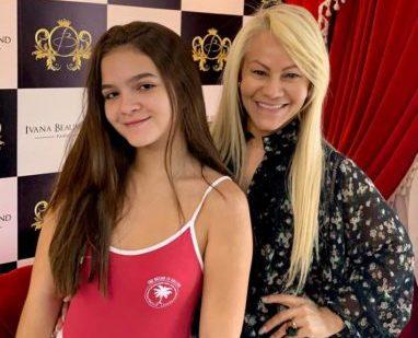 ivana beaumond e mel maia festa de 15 anos