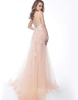 Vestido de Festa Ivana Beaumond 62929-BLUSH