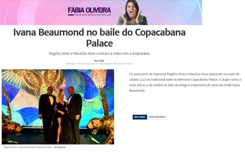 NOTA BAILE DO COPA